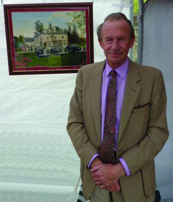 Wolseley Register Patron - Sir Charles Wolseley