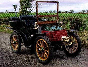 Wolseley 10hp 1902