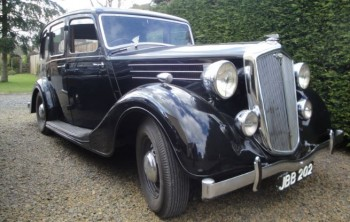 Wolseley 21hp Super Six