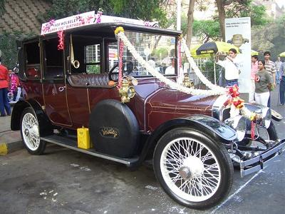 1914 Wolseley 16/20 Landaulet