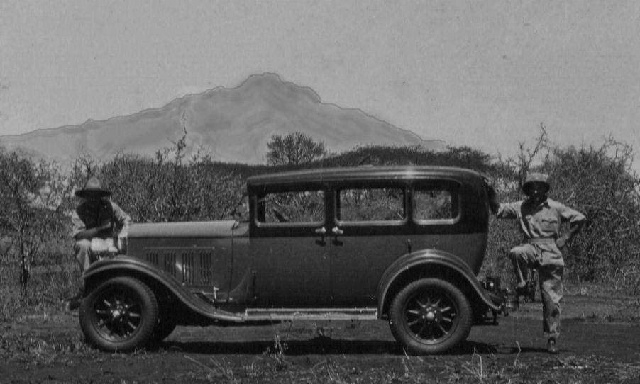 Wolseley Messenger -  Royal Safari - Kilimanjaro