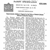 British Patent 422408 dated 1935 – 'Improvements relating to the Tappets for Radial-Cylinder Internal Combustion Engines'