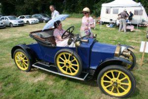 1914 Wolseley Stellite