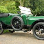 1912 Wolseley 24/30 M5 (Colonial Model)