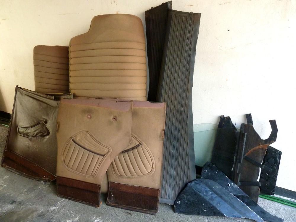 2nd hand Wolseley spares