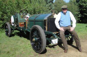 1907 Wolsit Racer