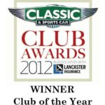 Club of the Year award
