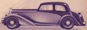Wolseley Super Six 25hp Coupe