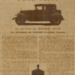 16/45 Test - The Autocar 1929