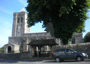Heversham Church