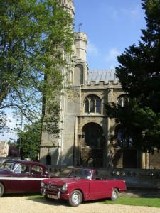 Thorney Abbey