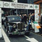 Irish Centenary Rally - Mike Stanley 2001