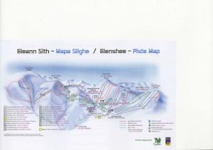 Glenshee ski runs