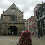 The Old Market Hall, Shrewsbury
