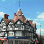 Tudor building, Wrexham
