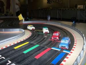 Slot Car racing......