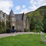 Dalmunzie Castle