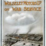 Wolseley Motors Ltd. on War Service