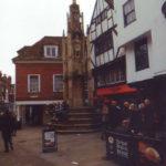 Buttermarket Cross, Winchester
