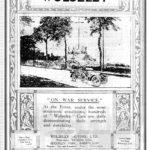 Wolseley Motors Ltd Publicity 1916