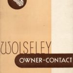 "Wolseley ""Owner Contact"" October 1937"