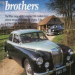 """Blood Brothers"" article - courtesy Popular Classics June 1991"