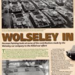 Wolseley in WW2 - courtesy Classic Military Vehicle Dec 2005