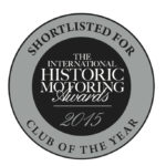 Wolseley Register shortlisted for 2015 Club of the Year award