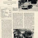 1500 mk1 Roadtest - 'Motor' April 1957