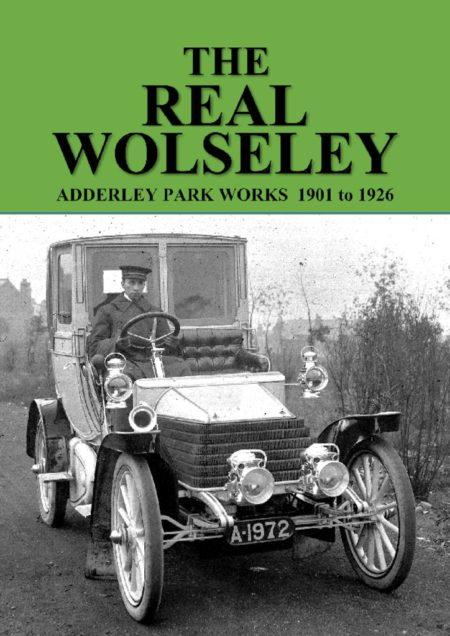 thumbnail of Real Wolseley hardback cover