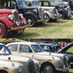 National Rally Wolseley Garden Park August 1994