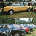 National Rally Shugborough August 1996