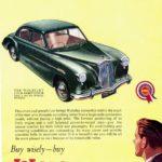 4/44 Ad - The Motor Oct 1953