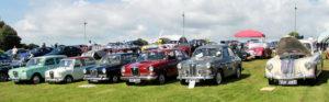 Register members' cars