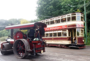 tram-and-traction-engine-at-beamish-3