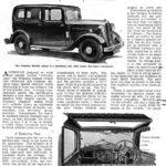 "Sixteen Roadtest - ""Motor"" Apr 1933"