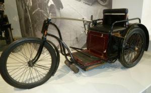 Wolseley No.1 - British Motor Museum