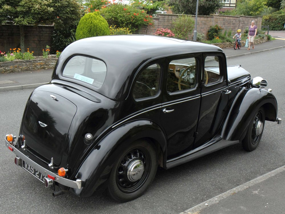 Car For Sale: Wolseley Eight **NOW SOLD** - Wolseley ...