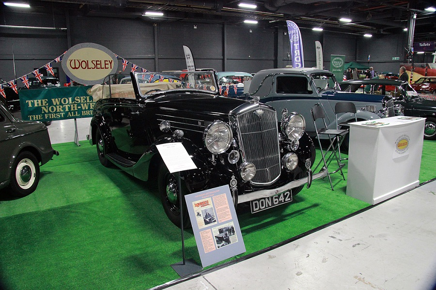 Manchester Classic Car Show Event City Th Th September - Classic car show today near me