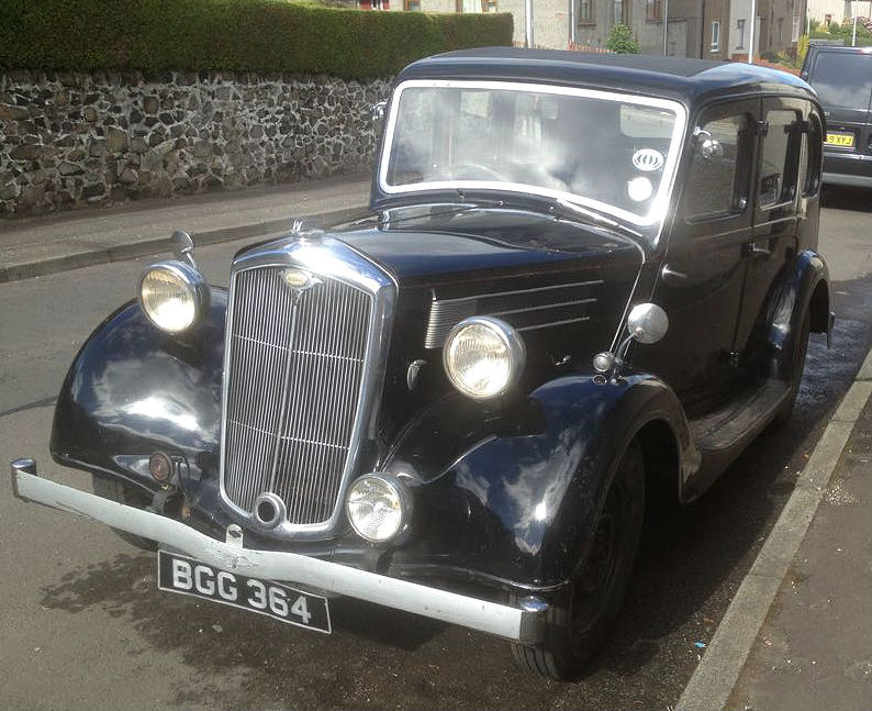 Car for Sale: Wolseley Series III 12/48 - Wolseley RegisterWolseley ...