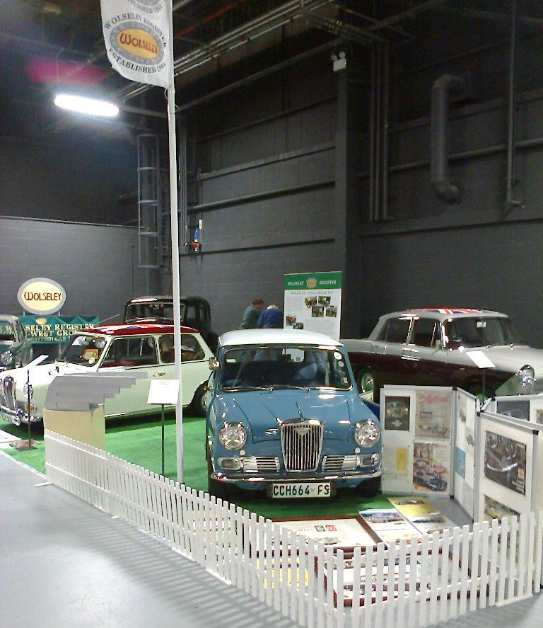 Footman James Classic Car Show At Event City 15 16 September 2018