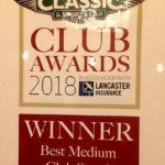 Wolseley Register Best Medium Club Stand at 2018 Classic Motor Show