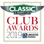 Wolseley Register shortlisted for the 2019 Classic and Sports Car Club Awards