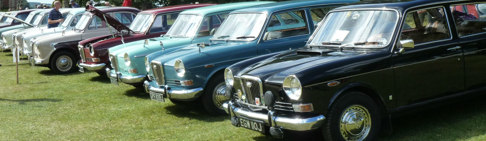 Wolseley Register Club