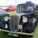 Wolseley 14/60 being sold by Wolseley Register member