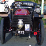 Wolseley 1903 10hp Rotonde Tonneau