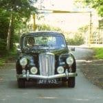 Wolseley 15/50 at Cinderbarrow