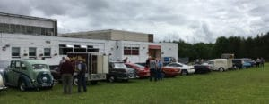 Wolseley Register and Gartcosh Classic and Sportscar Club