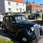 Wolseley Eight and Wolseley 25DHC