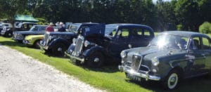 Wolseleys at Wray Classic Car Day